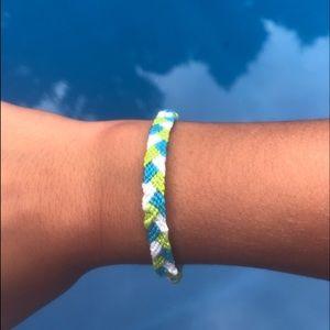 Jewelry - Adjustable braided stich bracelet